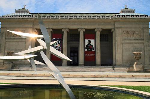 The New Orleans Museum of Art , nestled away in the serene City Park, offers free admission to Louisiana residents and students of local colleges. It features rotating special exhibitions, a permanent collection of more than 40,000 pieces of art and air conditioning.