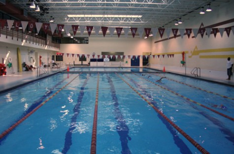 Loyola's oylmpic-size swimming pool for students and members' use is on the fifth floor of the Rec Plex. The Athletics and Wellness Department offer aquatic classes, private and semi-private swimming lessons, as well as an American Red Cross Lifeguarding Certification Course.