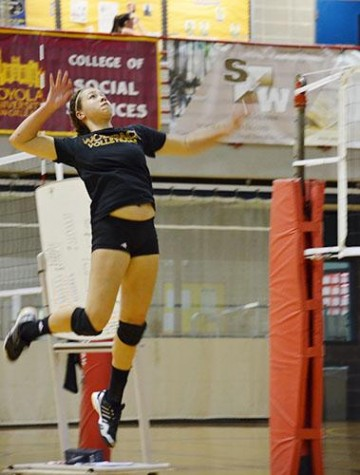 Volleyball makes summer strides
