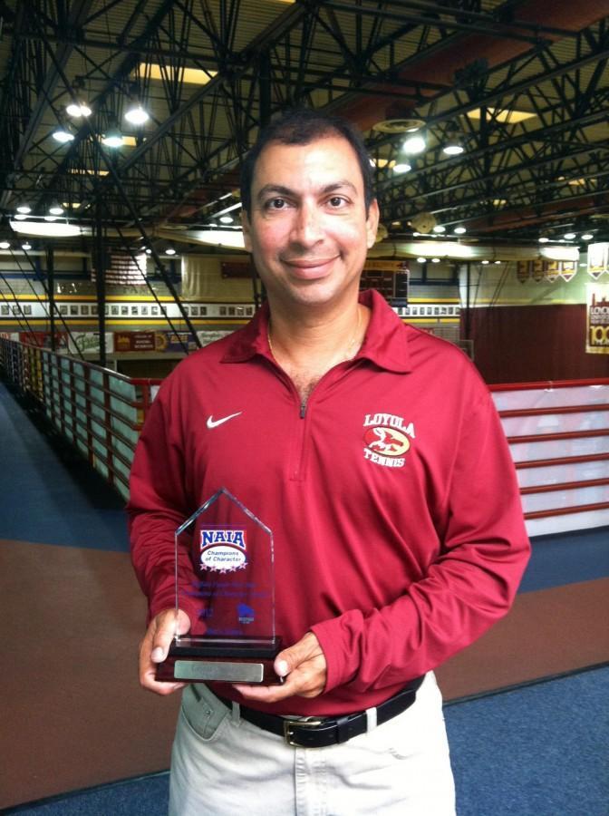 Loyola+racks+up+national+honors