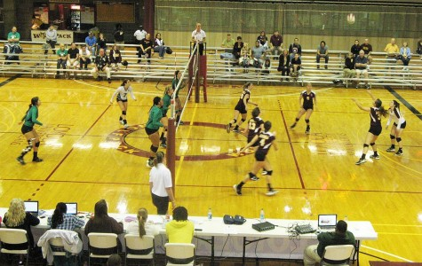 Volleyball sweeps invitational