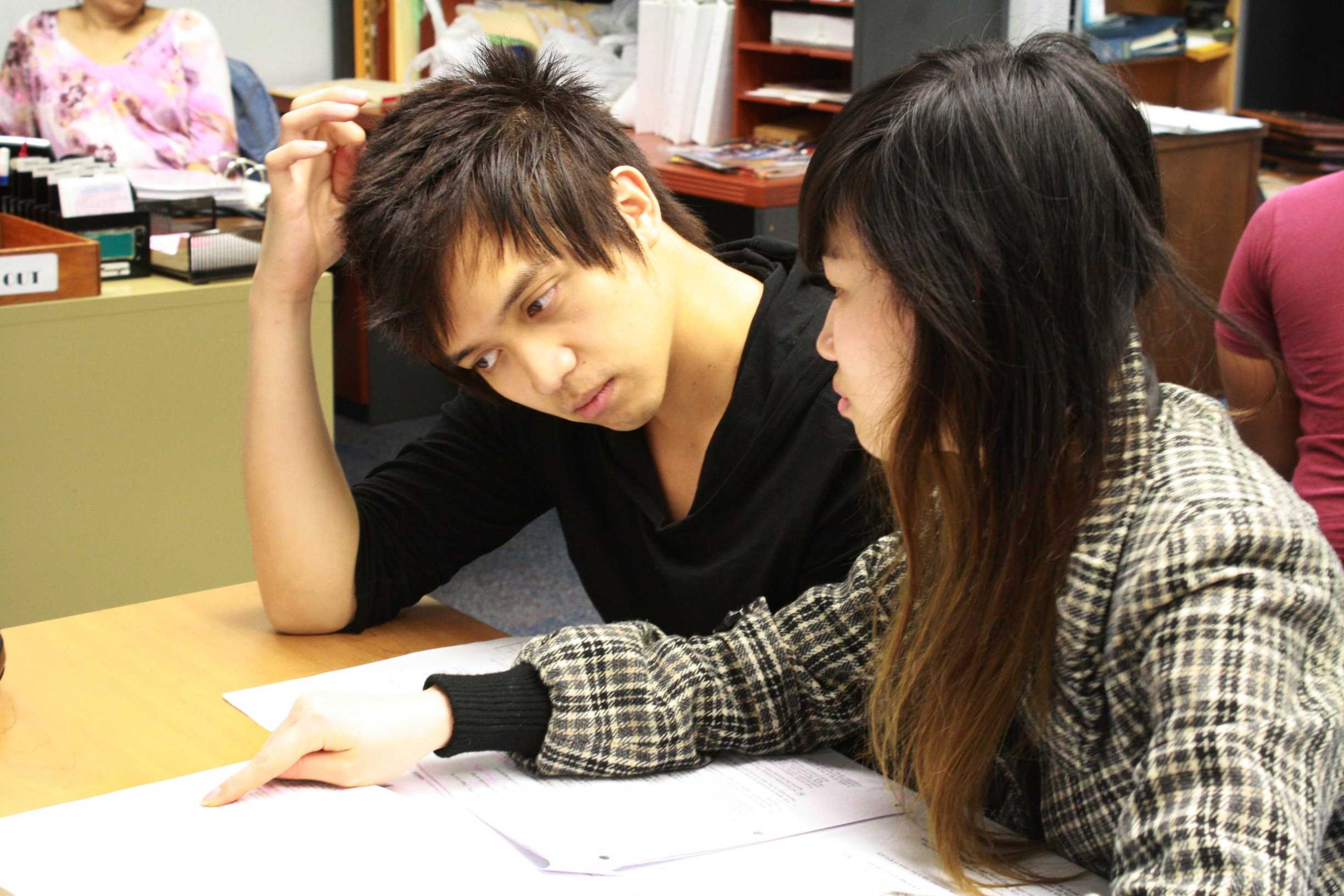 The [Academic Resource Center] offers academic counseling to help students adapt to the university system and demands, tutorial services, paper review services and disability services.