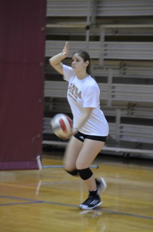 Freshman finds new home on court