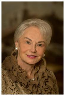 Phyllis M. Taylor chairwoman and president of the Patrick F. Taylor Foundation