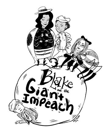 Cartoon: Giant impeach