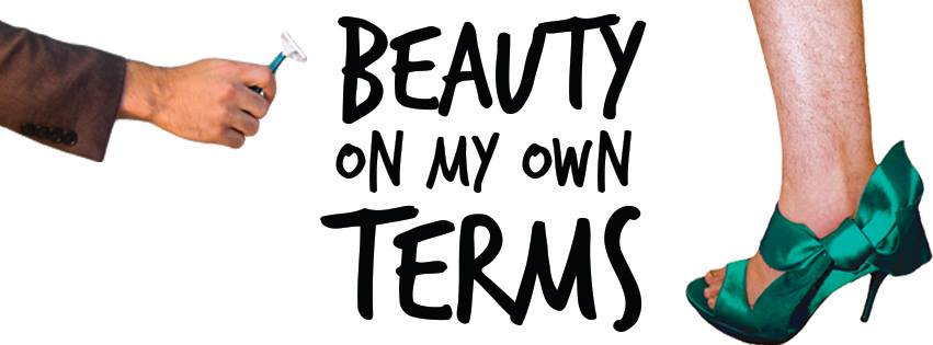 Beauty on my own terms