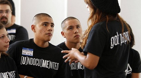 Coming out as undocumented