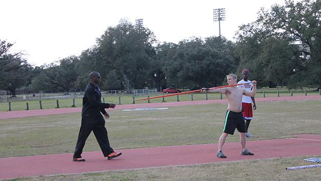 Track team seeks improvement
