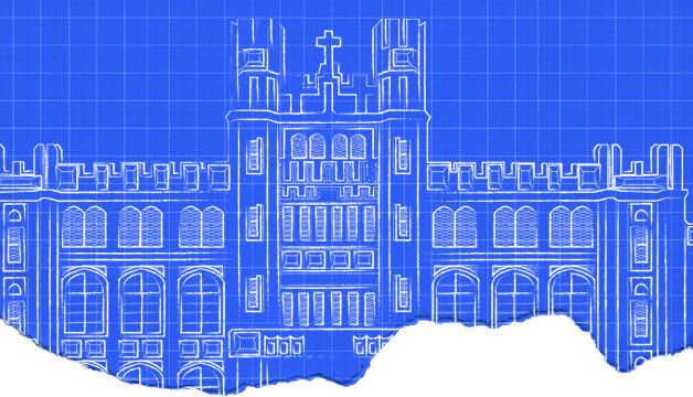 University+announces+new+college+structure