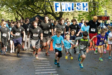 Born to Run 5k supports Woman's New Life Center