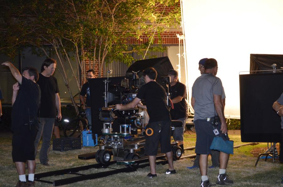 22 Jump Street put Loyola on the Hollywood map in October of 2013 when film crews used the Academic Quad for a few key scenes.