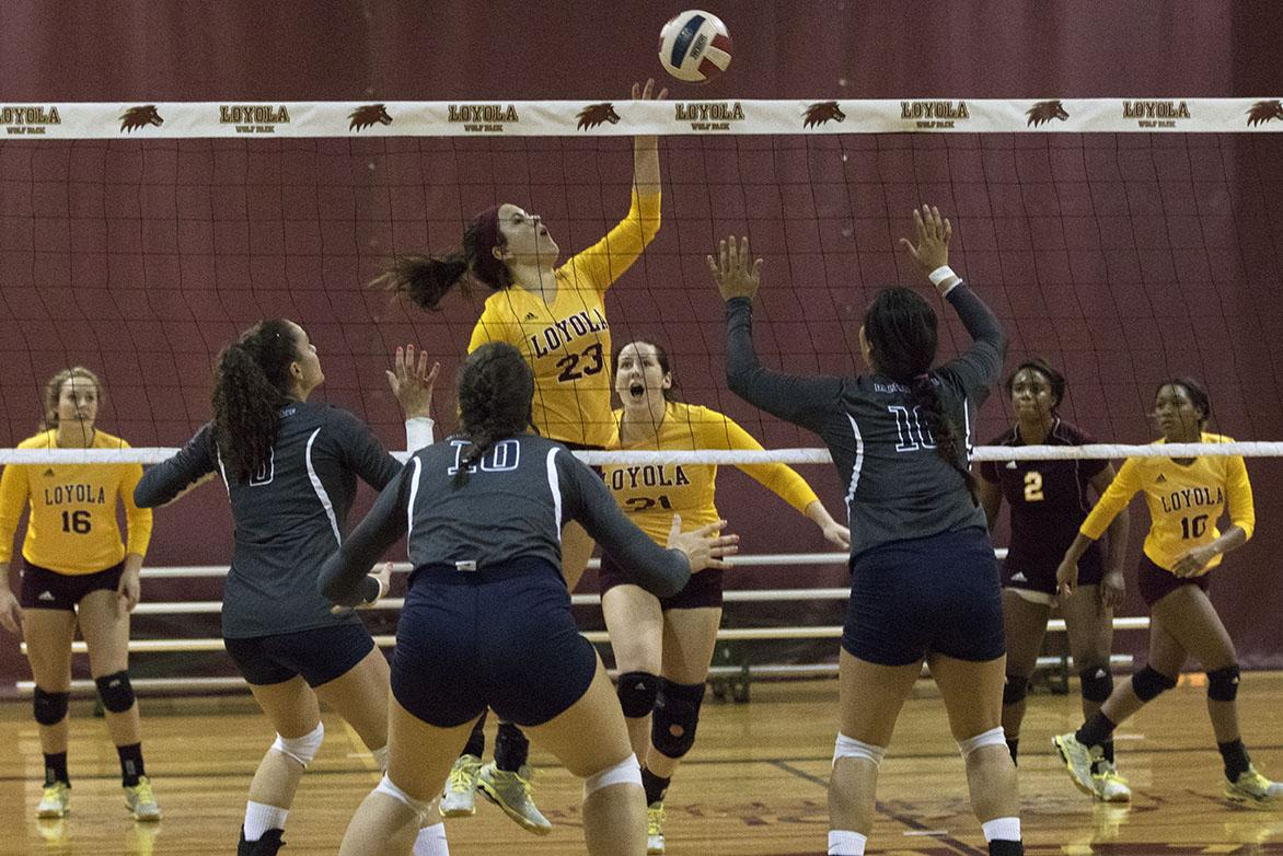 Volleyball team seeks to add some fuel to the fire