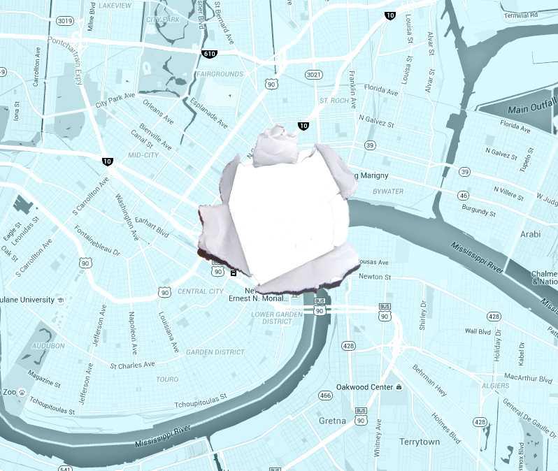 Bluemap web