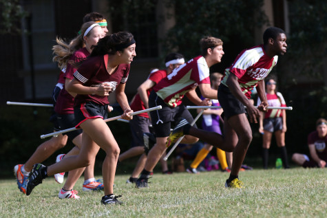 Quidditch team rebounds from winless season