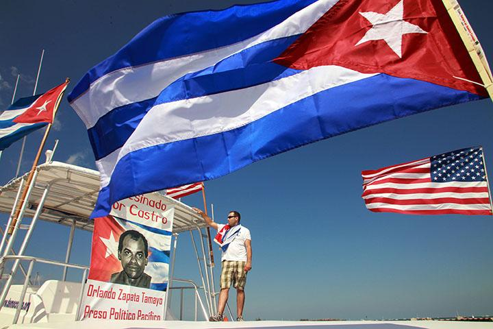 Cuba-U.S. relationship sparks mixed feelings