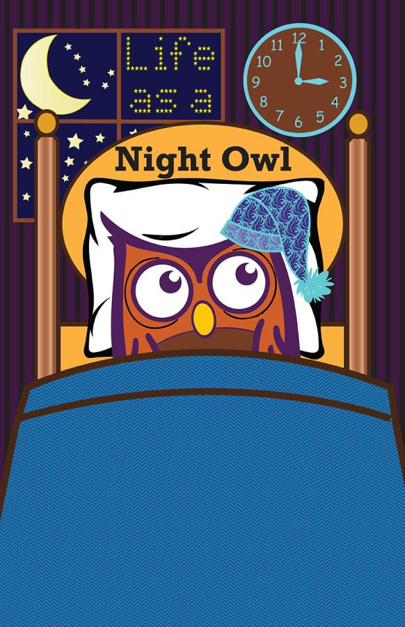 Life as a night owl