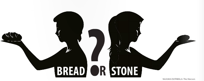 Bread or Stones?