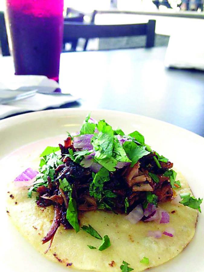 Best tacos on Magazine Street