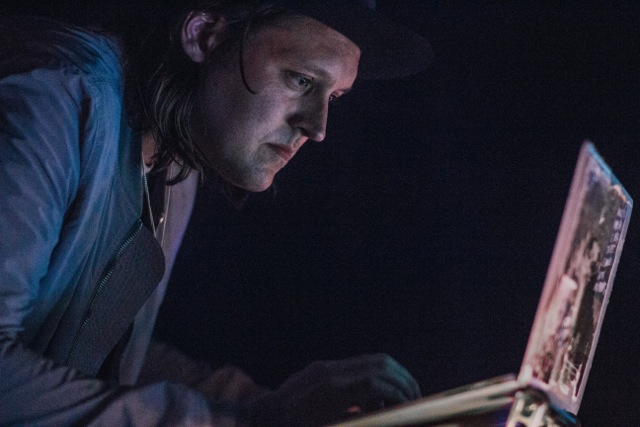 Win+Butler+of+Arcade+Fire+performs+at+New+Orleans+Film+Festival