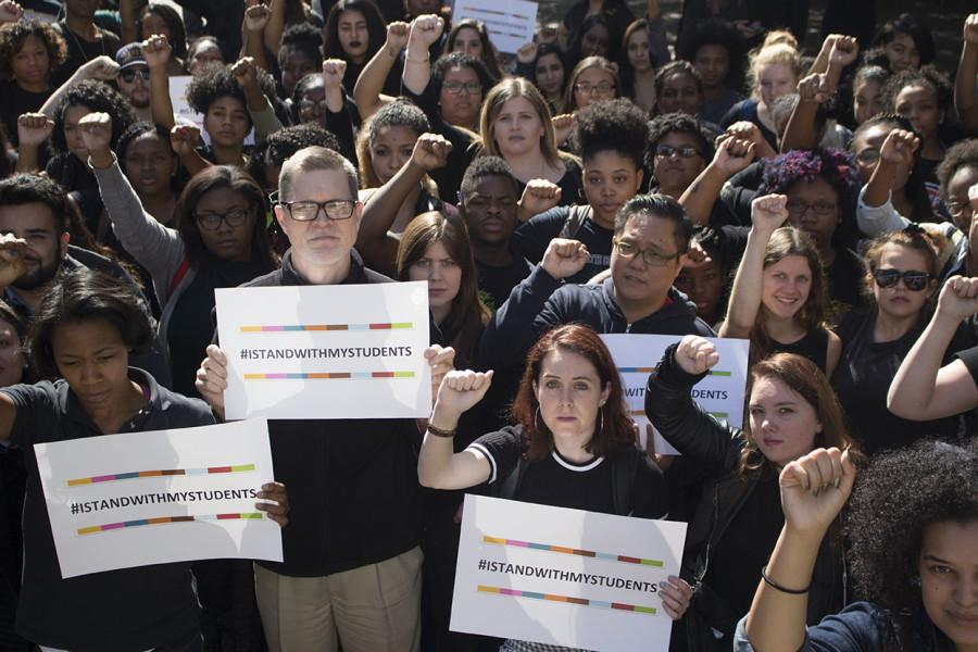 Editorial: Petitioning against student unrest