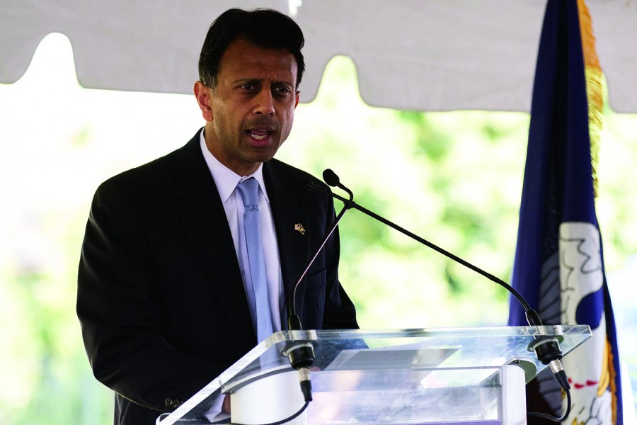 Jindal+Out+of+the+Presidential+Race%2C+Soon+to+be+Out+as+Governor