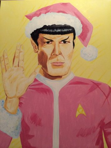 """A Jingle Bell Spock"""