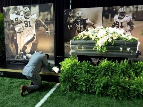 Family, Friends, and Fans come together to pay their last respects to Will Smith