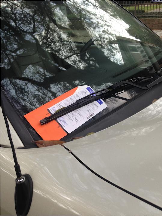 Parking Ticket Fines Double