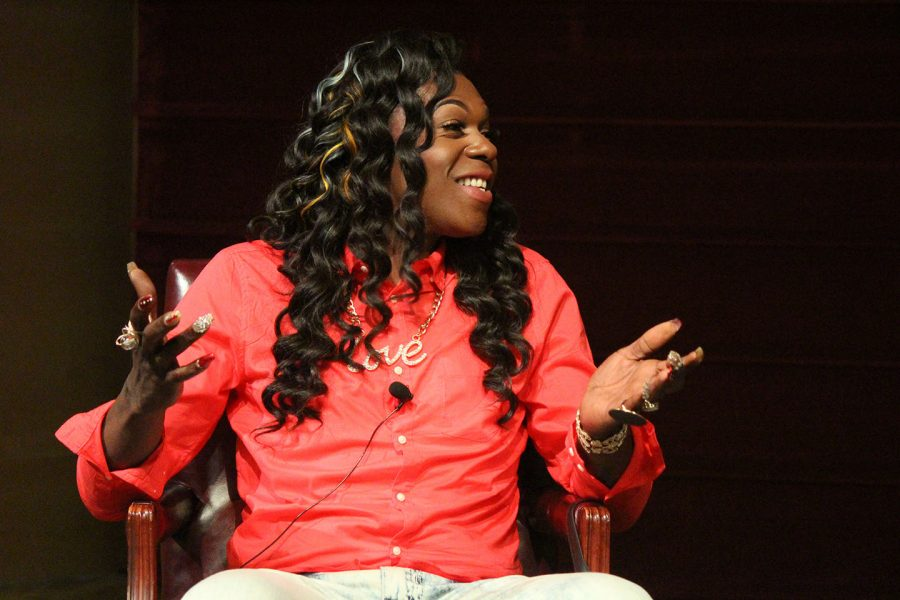 Loyola welcomes Big Freedia to talk about fame, music and new book