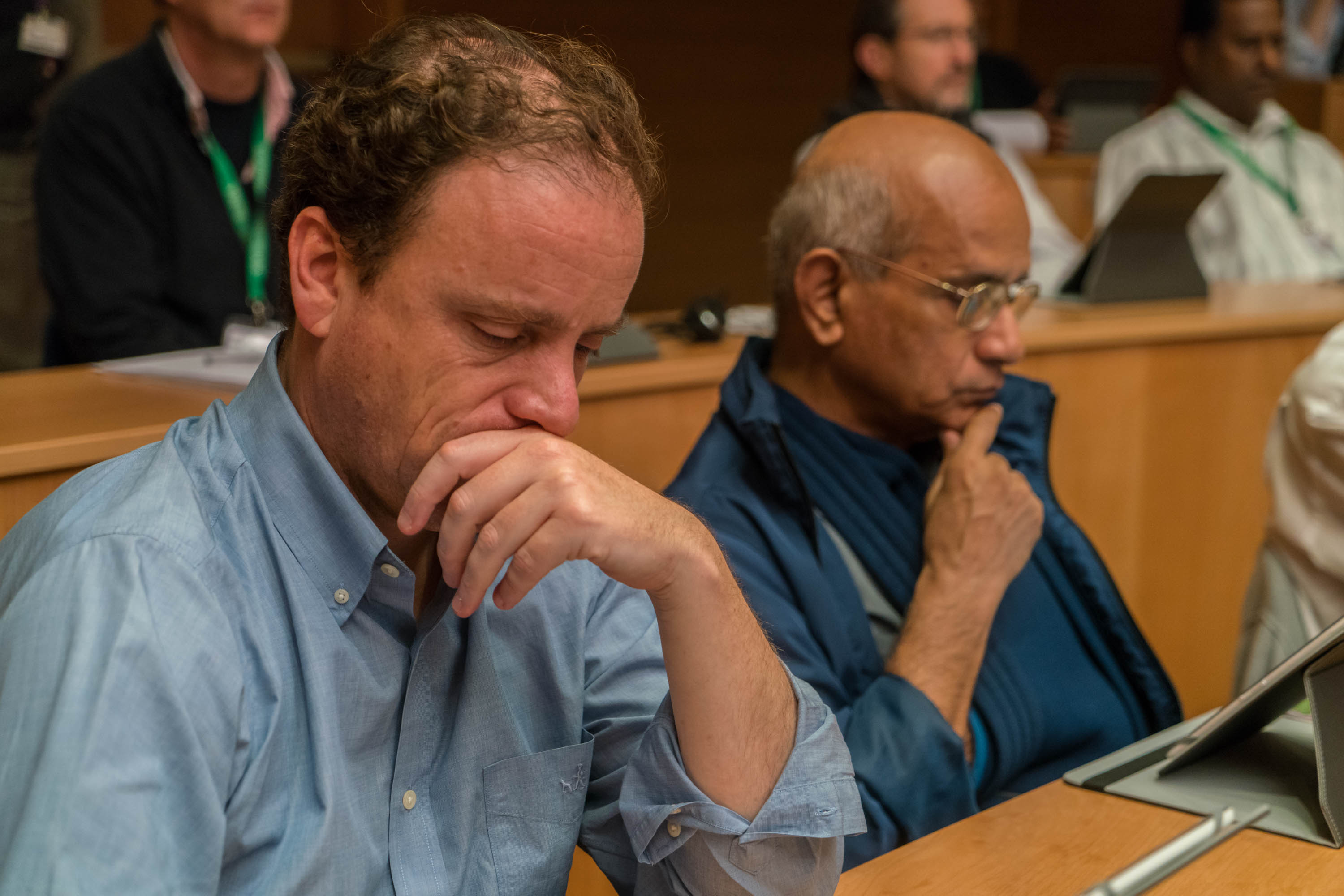 Jesuits' global meeting gets down to business