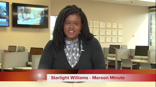 Maroon Minute for October 18, 2016