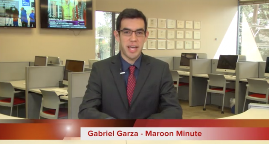 Maroon Minute for October 19, 2016