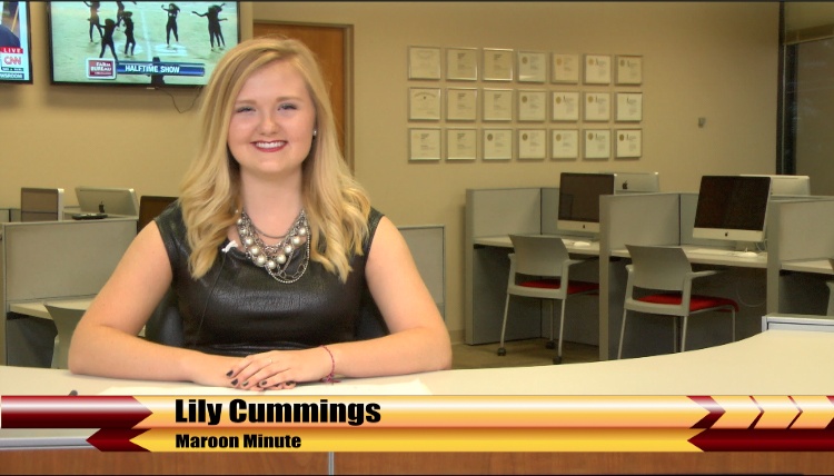 Maroon Minute for December 5, 2016