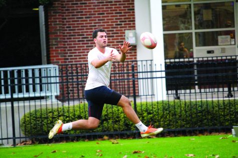 Loyola rugby team to appear in Jesuit Cup