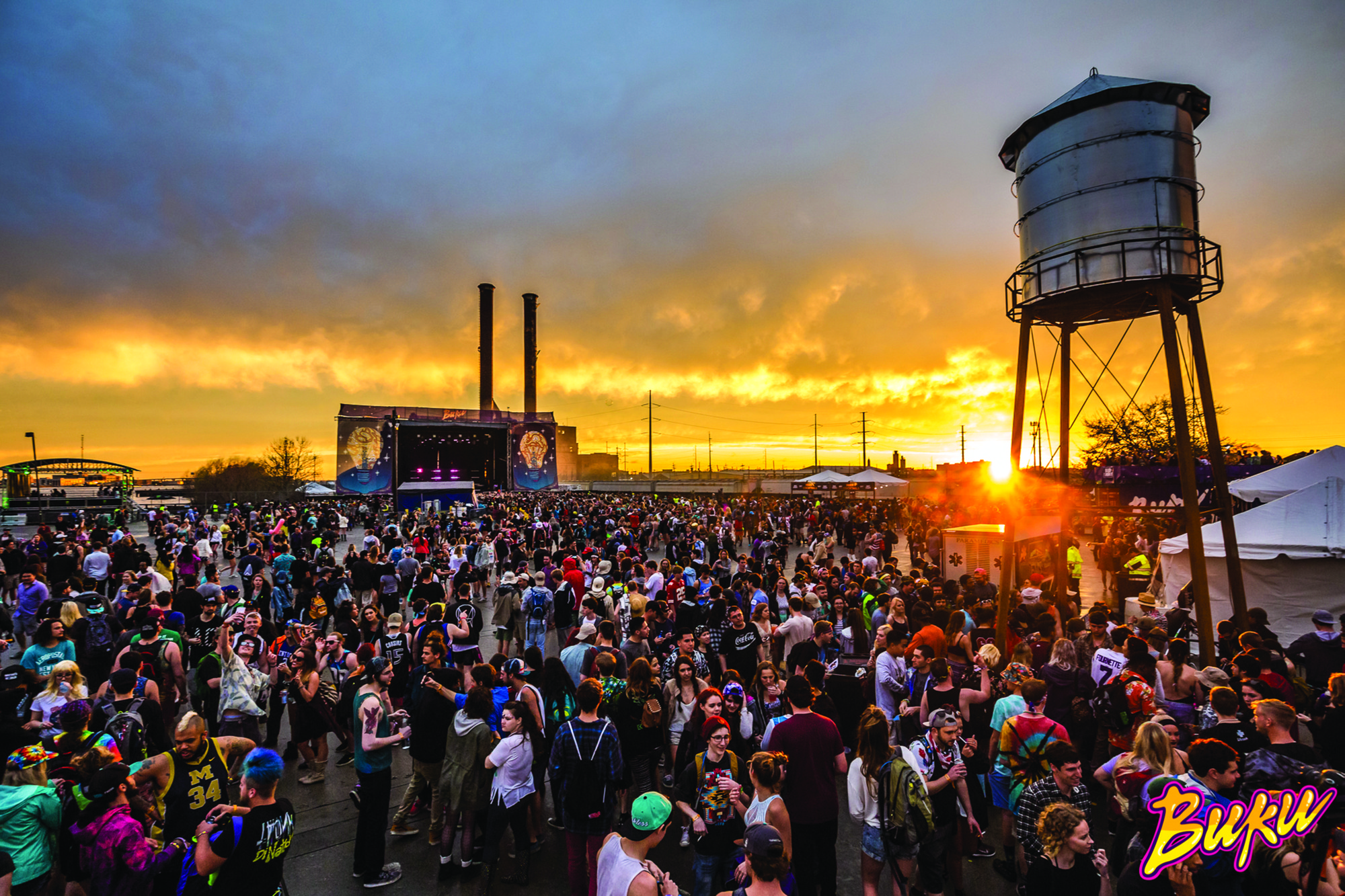 Buku Music & Art Project returns revitalized
