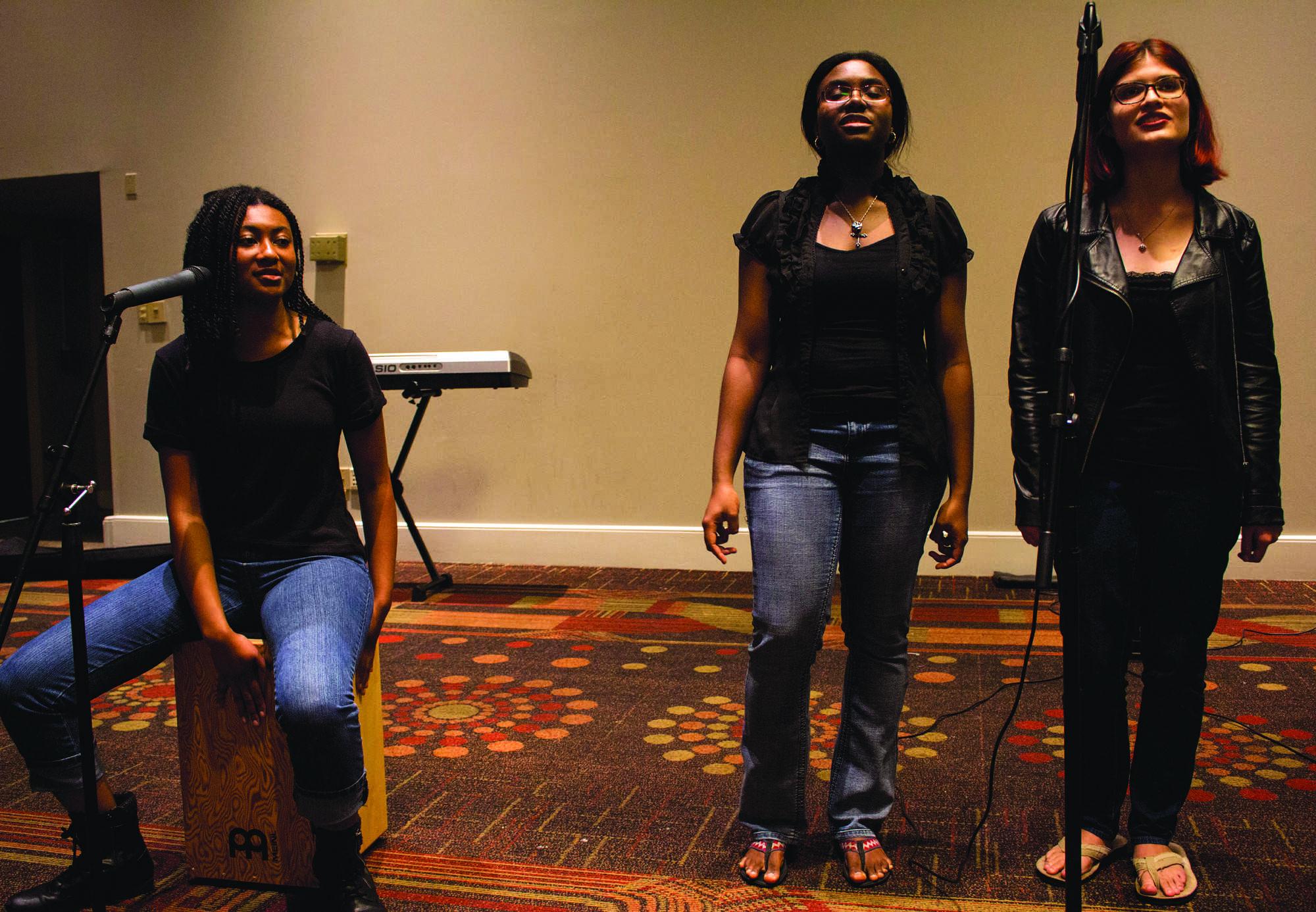 Genesis choir performs with Boston College ensemble