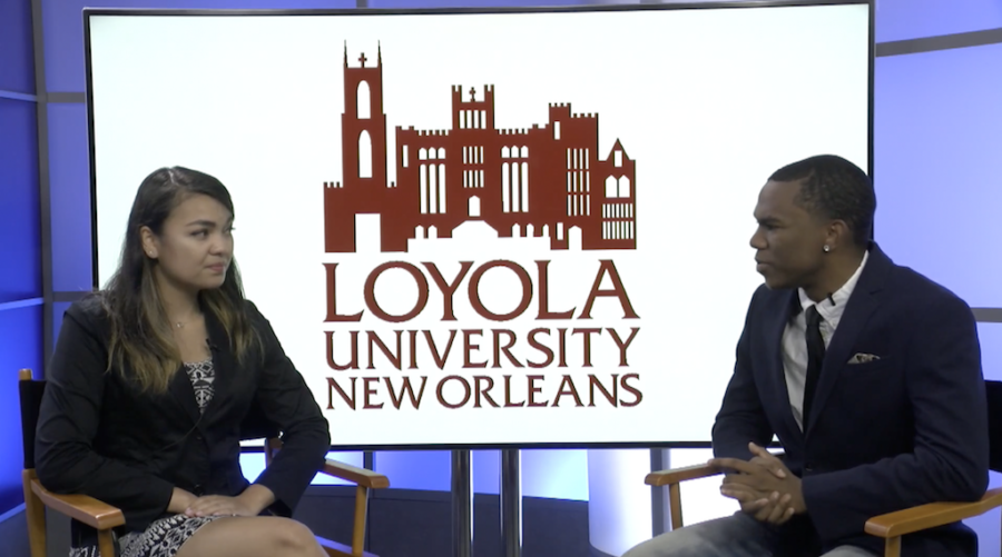 Kameron Hays chats with Abigail Lysta about the Iron Chef event.