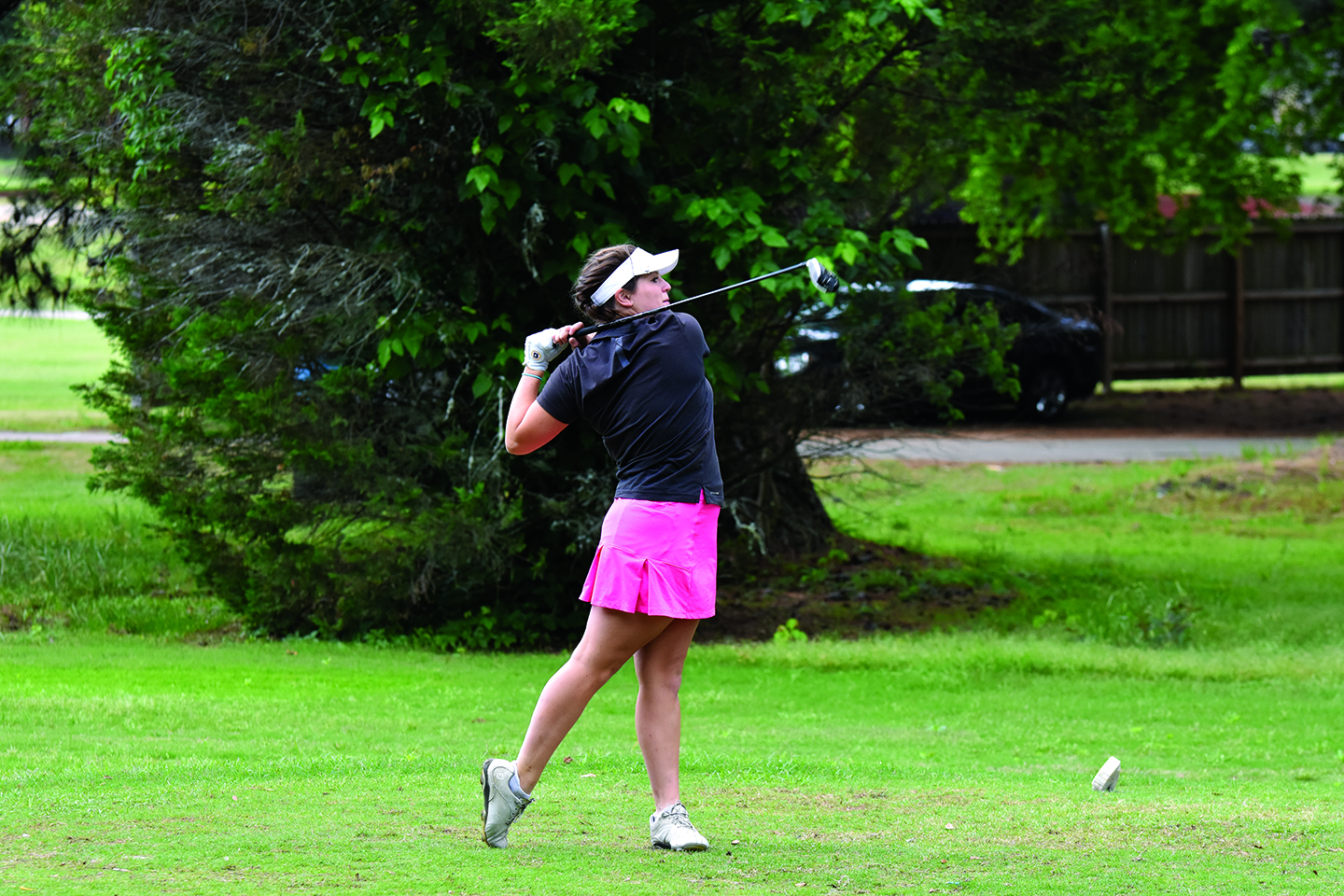 Daria Delfino keeps the Wolf Pack on par with the rest
