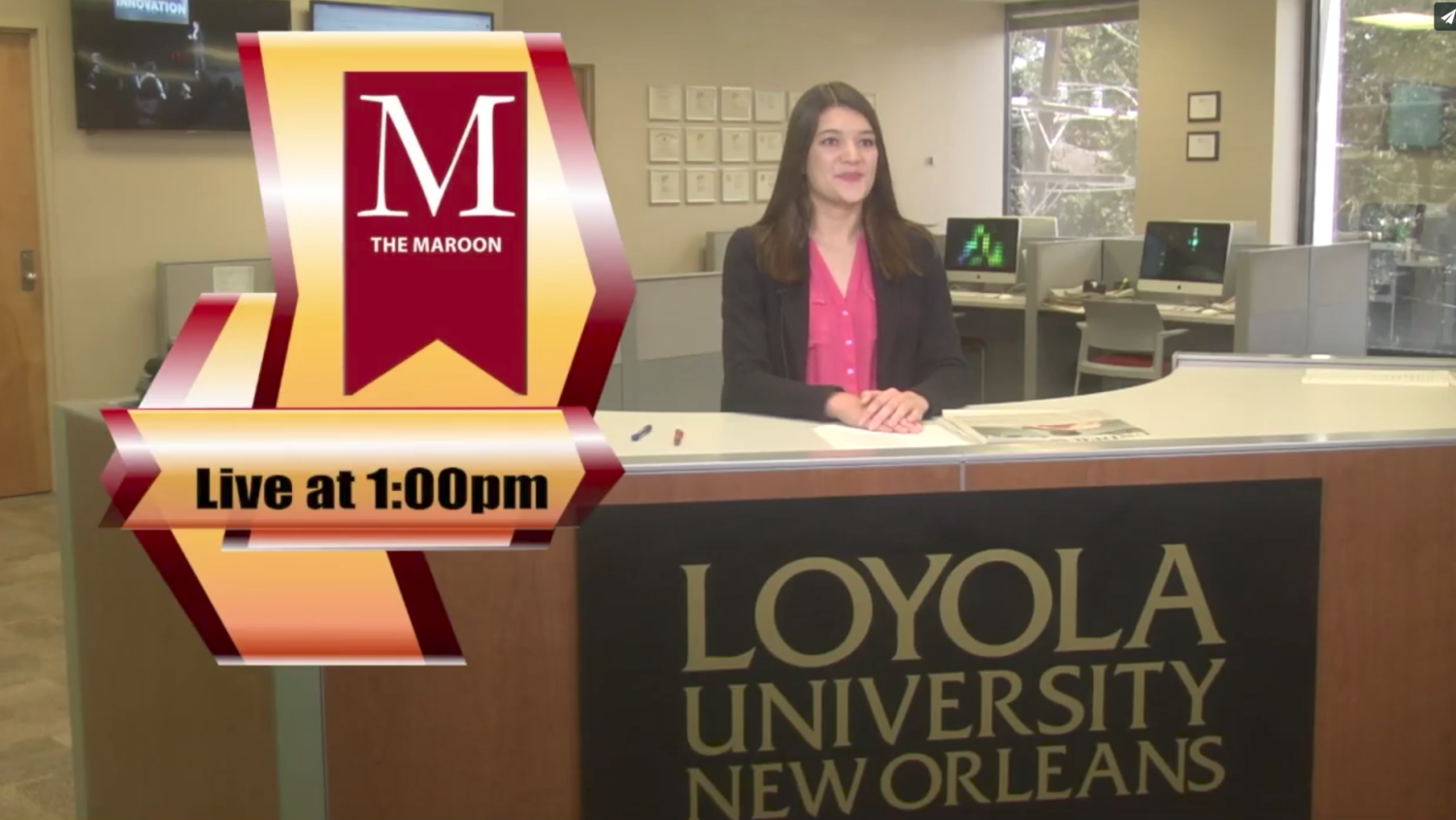 Maroon Minute for September 14, 2017
