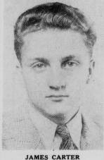A photo from Farther Carter from a 1945 edition of The Maroon. Carter had just been elected Arts and Sciences freshman president by his peers. Photo credit: The Maroon