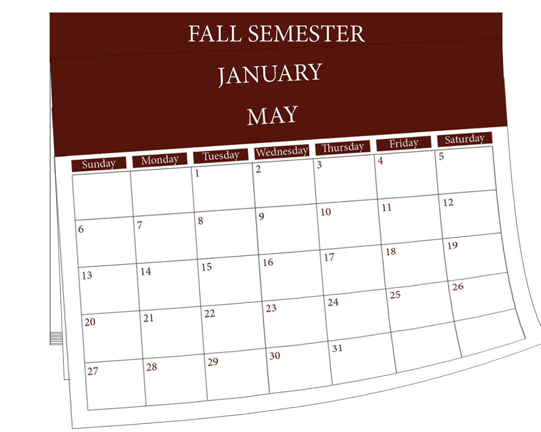 Changes to semester, class length proposed for next year