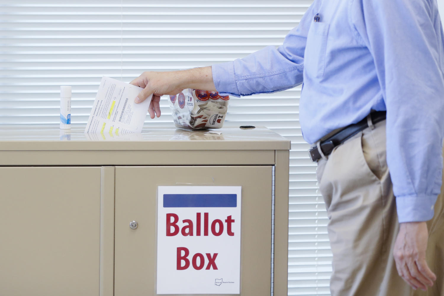Editorial: Voting in local elections is important