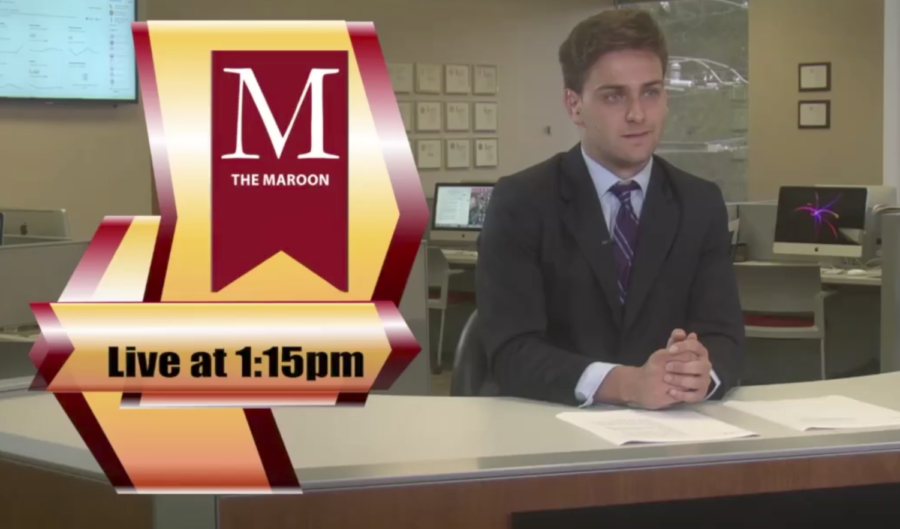 The Maroon Minute for Nov. 6, 2017
