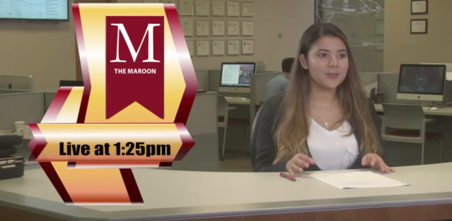 The Maroon Minute for Nov. 29, 2017