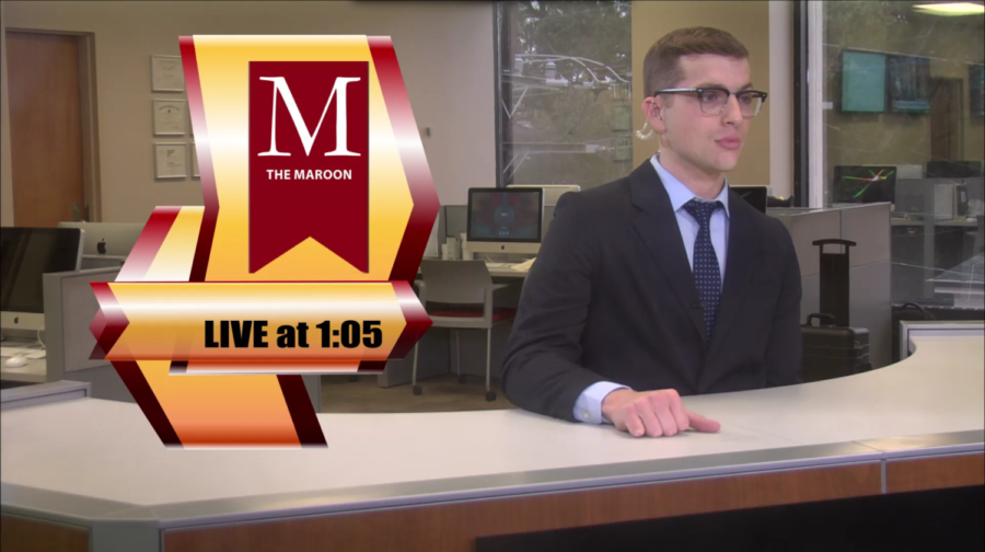Maroon Minute for January 11, 2018