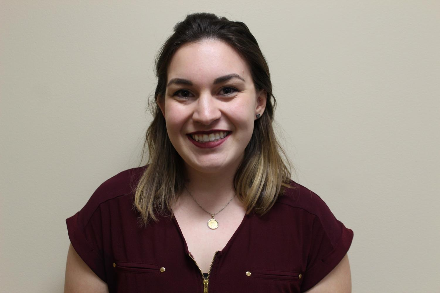 Editorial: Rebekah Vensel is the right choice for SGA president