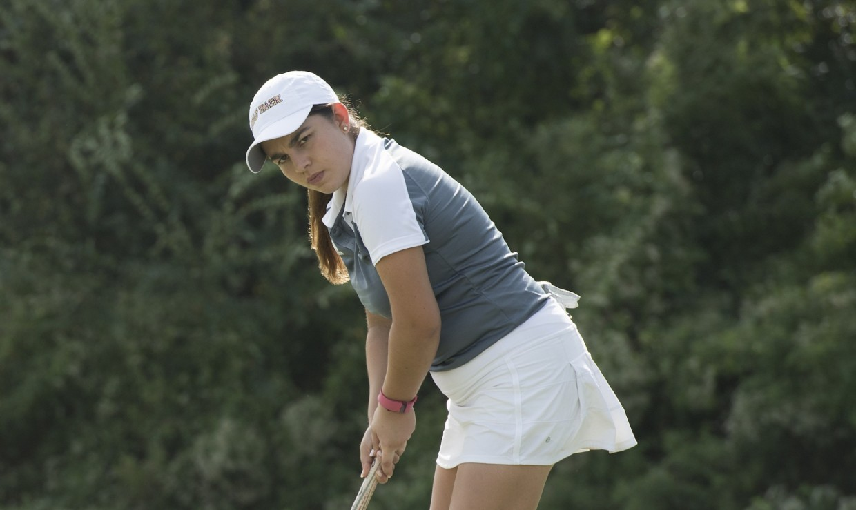 Women's golf finishes second in UNOH Invitational