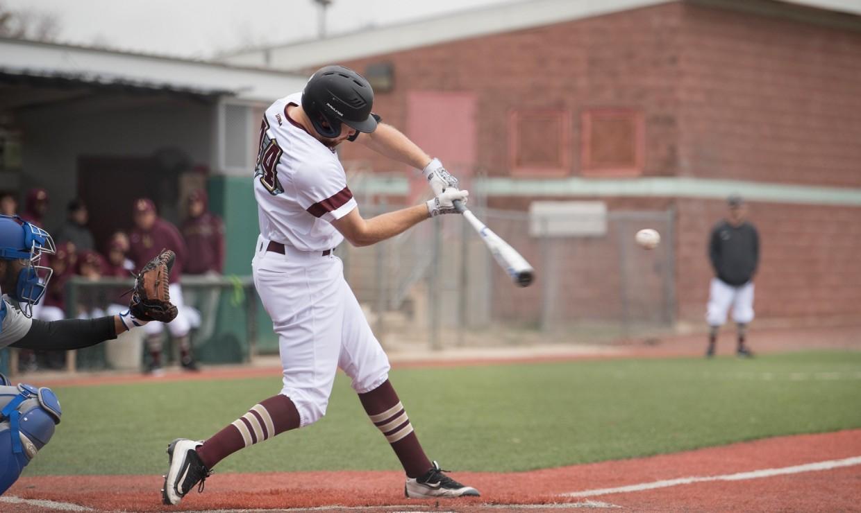 Baseball earns big win over Brewton-Parker