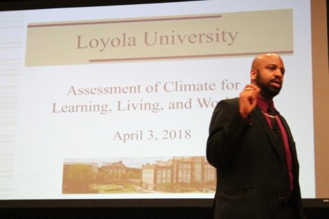 Title IX issues revealed with Climate Assessment