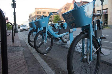 Blue Bikes benefit riders around New Orleans